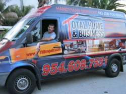 Quality Painting Company in Delray Beach FL | Total Home and Business | (954) 609-7551 - painter2